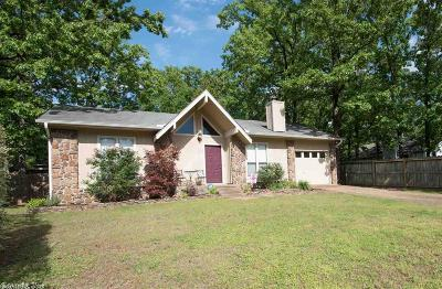 Maumelle Single Family Home For Sale: 8 Red Oak Place