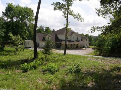 Hot Springs Single Family Home For Sale: 263 Falcon Ridge Trail