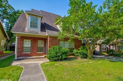 Little Rock Multi Family Home For Sale: 5307 Lee Avenue