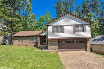 Little Rock Single Family Home For Sale: 14008 Quail Run Drive