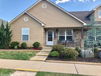 Conway AR Condo/Townhouse Under Contract: $115,000