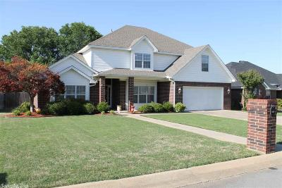 Searcy Single Family Home For Sale: 2410 Brittany