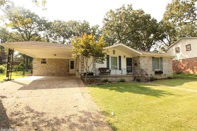 North Little Rock Single Family Home For Sale: 3109 Cleburne Place