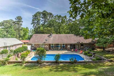 Garland County Single Family Home For Sale: 1840 Marion Anderson Road