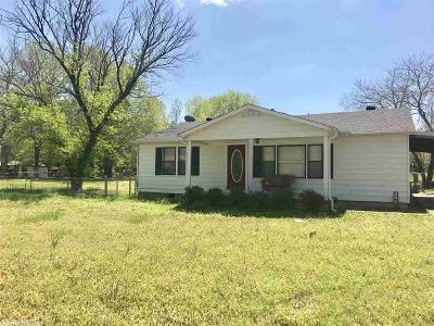 Hot Spring County Single Family Home For Sale: 201 Harp Loop