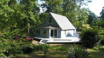 Garland County Single Family Home For Sale: 300 Keeton Road
