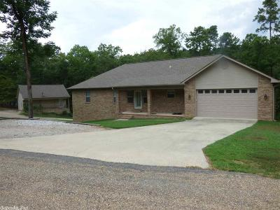Garland County Single Family Home For Sale: 539 Charlie Stover Rd Road