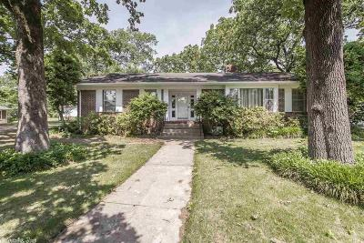 North Little Rock Single Family Home For Sale: 239 Skyline Drive