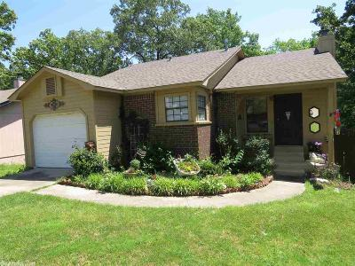 Maumelle Single Family Home For Sale: 32 Oak Ridge Dr.
