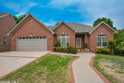 North Little Rock Single Family Home For Sale: 817 Cobblestone