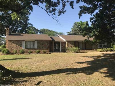 Star City Single Family Home For Sale: 4111 Highway 212 W
