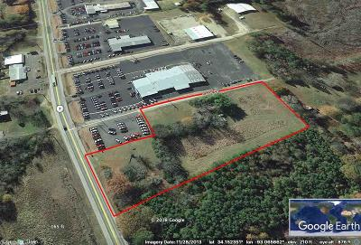 Arkadelphia Commercial For Sale: Cash Drive & Highway 7