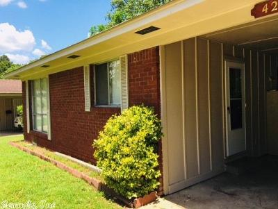 North Little Rock Single Family Home Back On Market: 4204 N Cypress