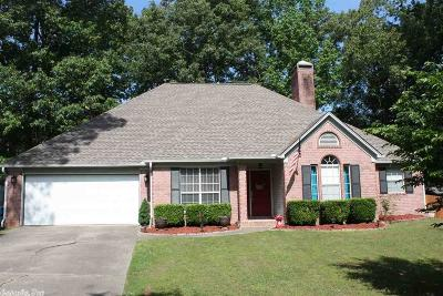 Bryant Single Family Home For Sale: 1917 Lacie Lane