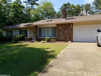 Saline County Single Family Home For Sale: 58 Galeon Way