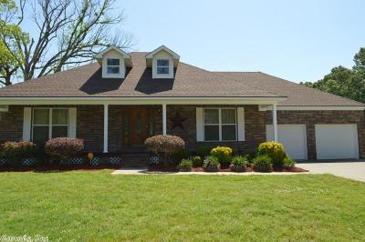 White Hall AR Single Family Home For Sale: $195,900