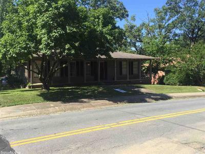 Little Rock Single Family Home New Listing: 5515 Evergreen