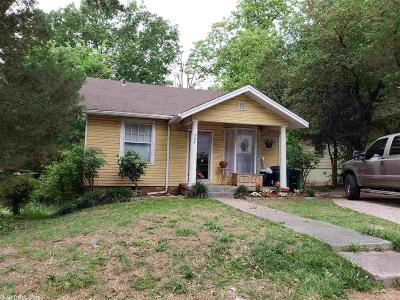 Little Rock Single Family Home New Listing: 504 Maple Street