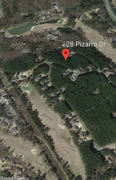 Hot Springs Village Residential Lots & Land For Sale: 28 Pizarro Dr.