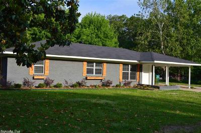 White Hall AR Single Family Home For Sale: $157,500
