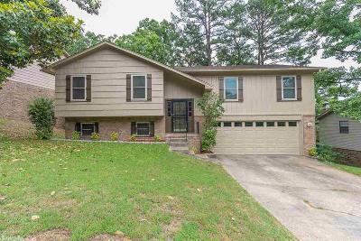 Little Rock Single Family Home New Listing: 3317 Millbrook