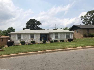 Little Rock Single Family Home New Listing: 1114 Arthur Drive