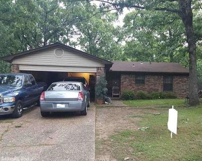 North Little Rock Single Family Home New Listing: 4 Chad Court