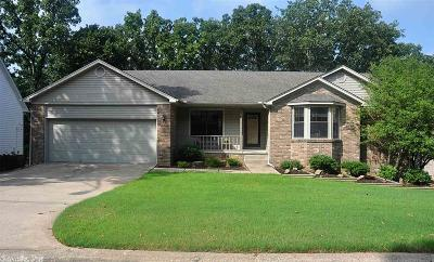 North Little Rock Single Family Home Price Change: 7600 Toltec