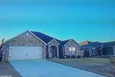 North Little Rock Single Family Home Under Contract: 5801 Little Elm