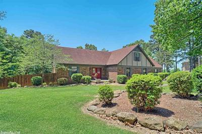 Russellville Single Family Home Price Change: 1424 Lands End Pt N