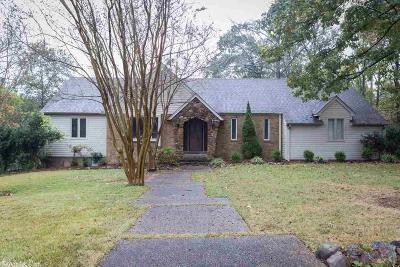 Little Rock Single Family Home New Listing: 17 Woodstock Court