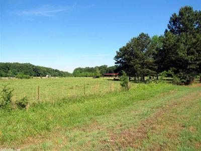 Atkins Residential Lots & Land New Listing: 3714 Happy Bend Road