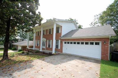 Sherwood Single Family Home For Sale: 116 Red River