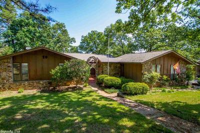 Maumelle Single Family Home New Listing: 20 Stoneledge