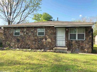 Little Rock Single Family Home New Listing: 6504 Heather Lane
