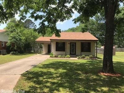 Sherwood AR Single Family Home New Listing: $104,900