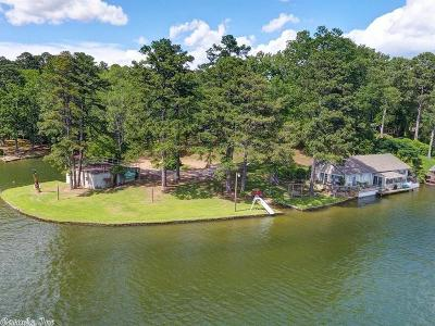 Garland County Single Family Home New Listing: 125 & 127 Marion Anderson Cove
