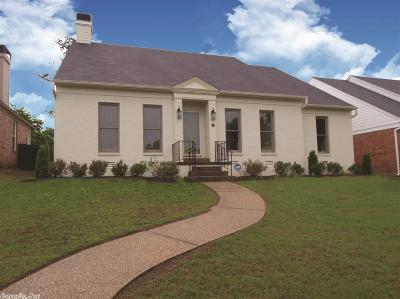 Little Rock Single Family Home New Listing: 10 Carrollton Court