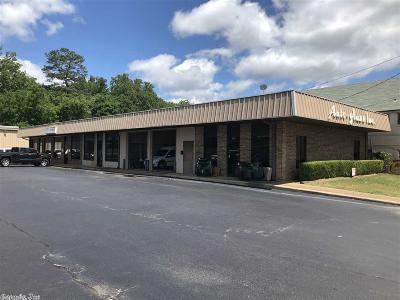 Garland County Commercial New Listing: 664 Ouachita Avenue