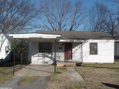 North Little Rock Single Family Home New Listing: 3506 Frank