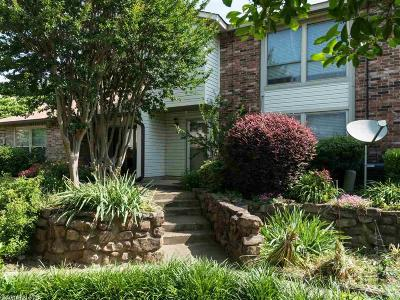 Little Rock Single Family Home New Listing: 9 Hampshire Circle #108