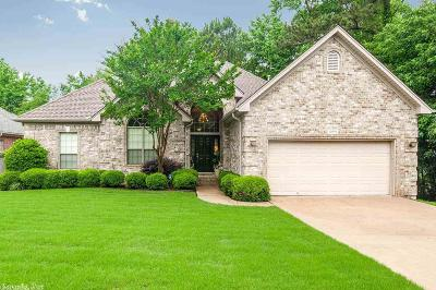 Little Rock Single Family Home New Listing: 12809 Meadows Edge Lane