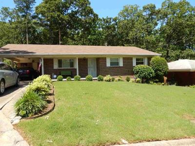 North Little Rock Single Family Home New Listing: 4501 Locust