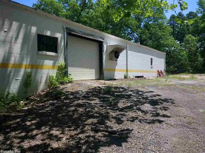Hot Springs AR Commercial New Listing: $109,000