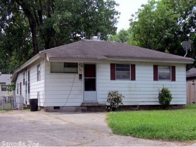 North Little Rock Single Family Home New Listing: 712 Ellen