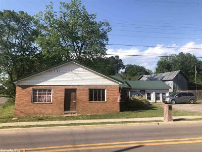Morrilton Single Family Home For Sale: 412 W Broadway