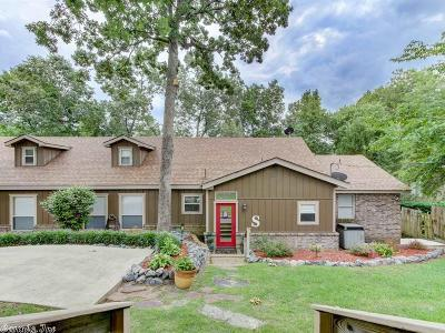 Garland County Single Family Home For Sale: 1290 Rock Creek Road