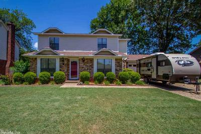 North Little Rock Single Family Home New Listing: 4541 Valley Brook Drive