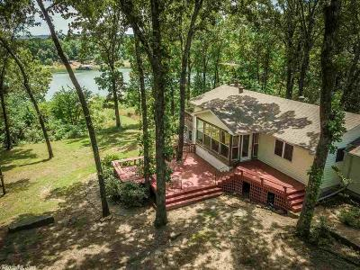 Greers Ferry Single Family Home For Sale: 424 Burning Tree