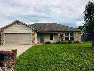 Cabot Single Family Home New Listing: 14 Mustang Drive